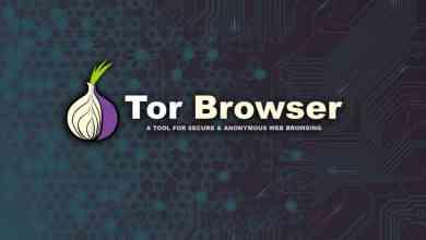 صورة طريقة استعمال متصفح تور Tor Browser لخصوصية الإنترنت