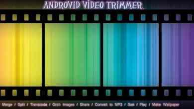 صورة كيفية تقطيع الفيديوهات على الهاتف الذكي