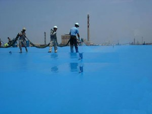 Polyurea Spray Coating