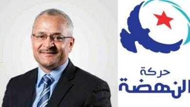 """Photo of نائب من """"النهضة"""" يدخل الحجر الصحي…ويوجه هذه الرسالة…"""