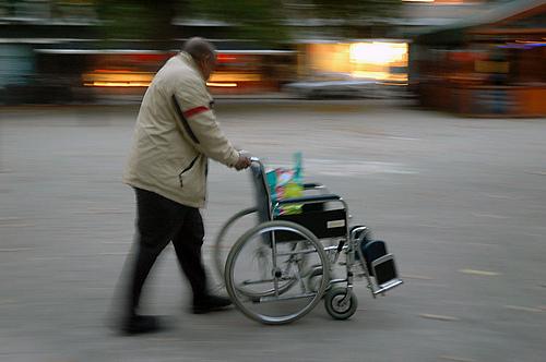 rollator of rolstoel?