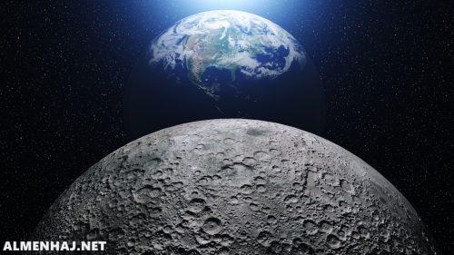 الاجرام الكبيرة التي تدور حول الكواكب تسمى