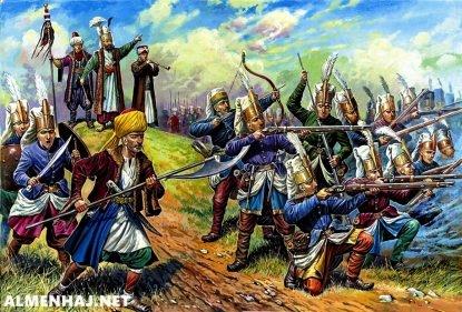 السلطان العثماني الذي أسس الجيش الانكشاري هو