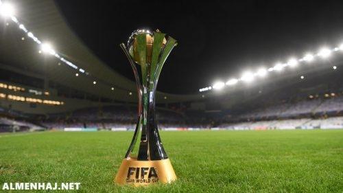 الفرق المشاركة في كأس العالم للأندية