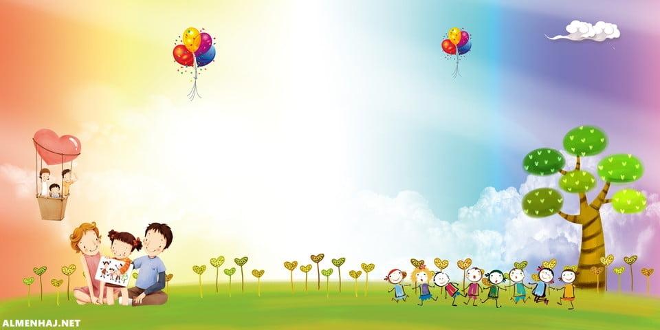 خلفيات بوربوينت للاطفال الصغار 2022