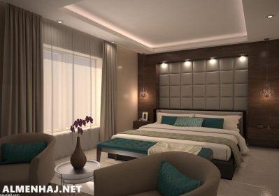 ديكورات غرف نوم مودرن 2022