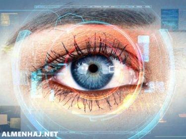رتب تسلسل ما يحدث عند دخول الضوء إلى العين