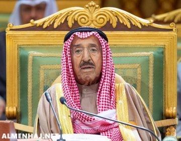 صور الشيخ صباح الاحمد الجابر