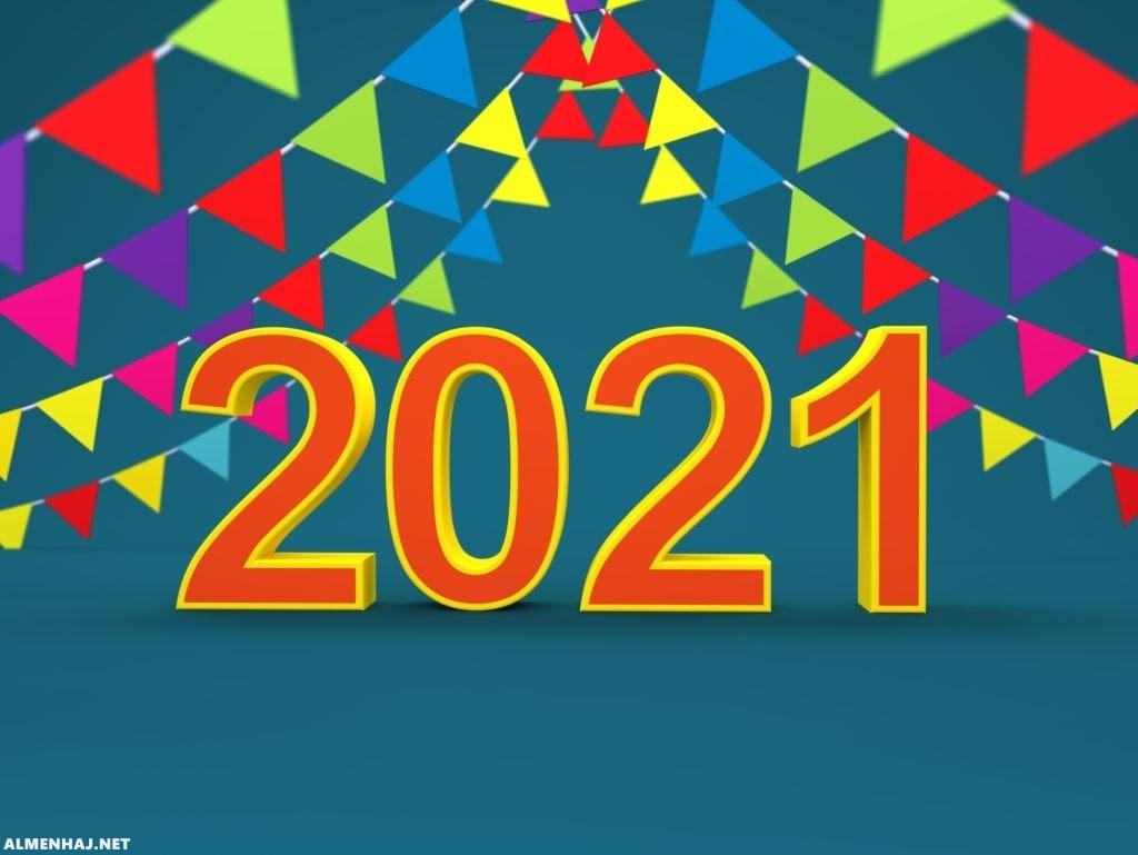 صور تصاميم راس السنة الميلادية 2022