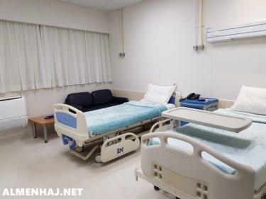كيف تكون التهوية المناسبة في غرفة المريض