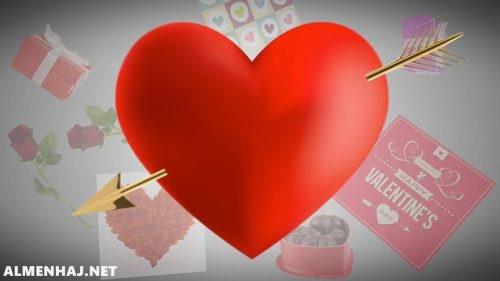 معايدات عيد الحب بالصور 2022