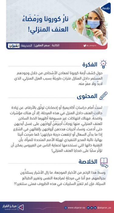 من هي الكاتبة السعودية سمر المقرن