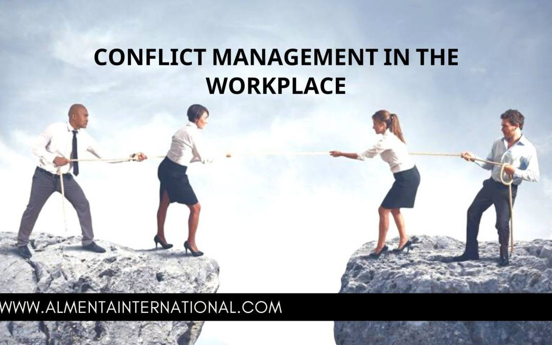 Course 5: Conflict Management in the Workplace (Series) – Live Online Training