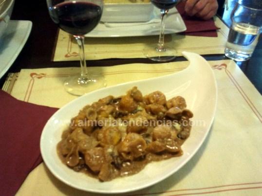 Fiochi di pera - Tramonto da Massimiliano