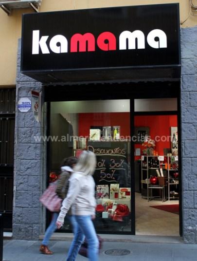 Entrada Kamama