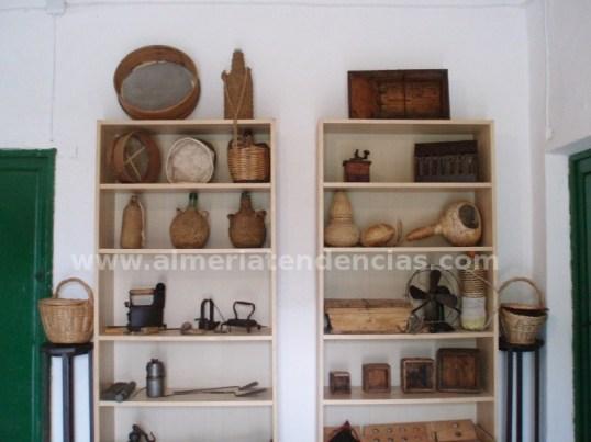 Objetos museo en Bodega Cortijo El Cura