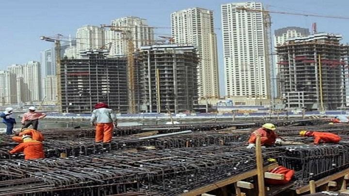 قطاع البناء والتعمير المقاولات