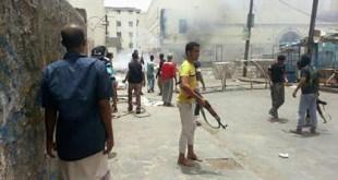 الأراضي تُشعل المواجهات بين قوات أمنية وقبائل الصبيحة في عدن