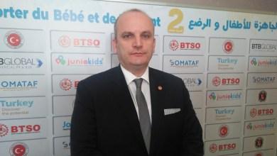 """Photo of رئيس غرفة تجارية تركية: """"الضرائب التي فرضت على منتوجات النسيج التركي أمر طبيعي ونتفهمه"""""""