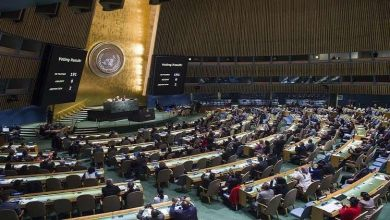 Photo of تصويت أممي ضد قرار أمريكي يدين حركة حماس