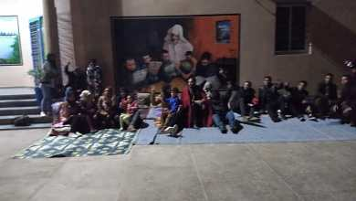 Photo of بسبب الاحتجاز والاتهام بالاغتصاب…الأساتذة المتعاقدون يعتصمون ليلا