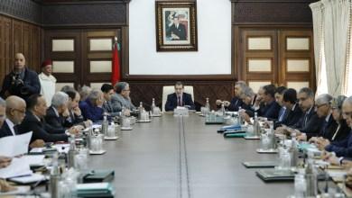 Photo of فيروس كورونا غير مطروح في جدول أعمال المجلس الحكومي