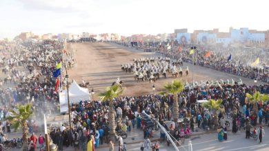 Photo of المشترك الاجتماعي والثقافي يجمع الرحامنة والصحراء في ملتقى تراثي بابن جرير