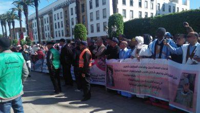 Photo of قدماء المحاربين والعسكريين يخرجون في إحتجاج وطني لرفع التهميش عنهم