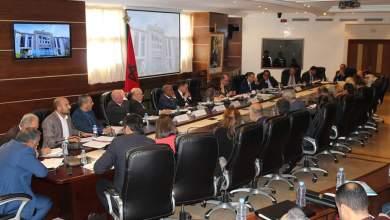Photo of الاتحاد المغربي للشغل يفتح نقاشا بالبرلمان حول النظام الجبائي بالمغرب