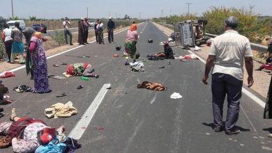 Photo of بعد 4 أيام .. حادثة سير أخرى تسقط ضحيتها عاملات فلاحيات