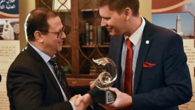 Photo of جامعة كينساو تمنح كلية الآداب بنمسيك جائزة التميز العالمي لأحسن شريك مجتمعي