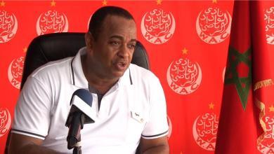 "Photo of سعيد الناصيري يؤكد تمسك فريق الوداد بالدفاع عن حقه لدى محكمة ""الطاس"" الدولية"