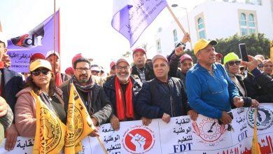Photo of النقابات التعليمية بعد لقاء الوزارة تجدد المطالبة بتنفيذ الالتزامات المتفق عليها