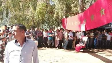 Photo of ساكنة الزومي بإقليم وزان تنظم مسيرة احتجاجا على ضعف البنية التحتية