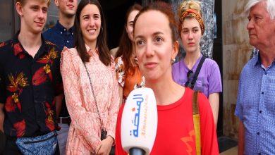 Photo of شخصيات فنية وفرق دولية في حفل افتتاح المسرح الجامعي بالبيضاء (فيديو)