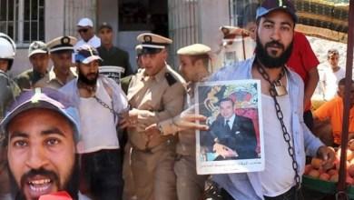 Photo of المنصة تكشف تفاصيل قضية تاجر آسفي الذي اعتقل ملفوفا بسلسة حول عنقه