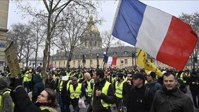 """Photo of اليوم الوطني الفرنسي بطعم توقيف 175 من محتجي """"السترات الصفراء"""""""