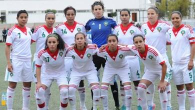 Photo of المنتخب المغربي النسوي يحجز تذكرة العبور إلى دور النصف