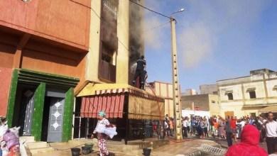 Photo of احتراق طفلة في شباك نافذة يثير غضب المغاربة بسبب تأخر النجدة