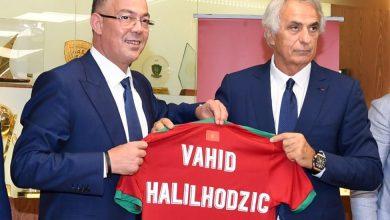 Photo of بعد تقديمه رسميا من طرف رئيس الجامعة خاليلوزيدش يؤكد: هدفي التأهل لمونديال قطر