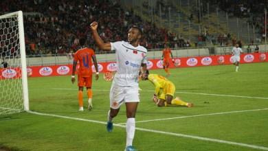 Photo of الكعبي يودع الوداد بهاتريك ويمنحه أول فوز في دور المجموعات