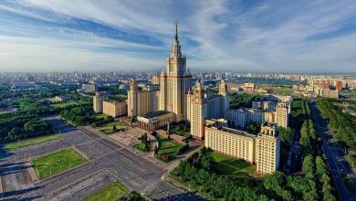 Photo of ندوة صحفية حول الدراسة في جامعات الجمهوريات السوفييتية السابقة