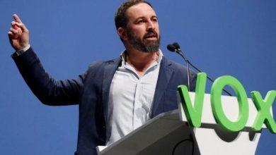 """Photo of زعيم حزب """"فوكس"""" الإسباني يتهم المغرب بابتزاز إسبانيا عبر إرسال المهاجرين إلى أوروبا"""
