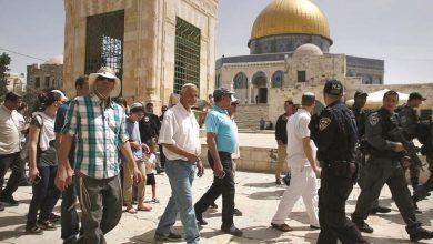 Photo of مؤسسة القدس الدولية: توفير الحماية للمطبِّعين العرب لزيارة الأقصى خطوة لا تقلّ خطورةً عن التطبيعِ