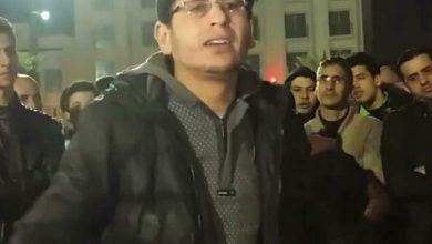 """Photo of منظمة """"مراسلون بلا حدود"""" تطالب بإطلاق سراح ربيع الأبلق في أقرب الآجال"""