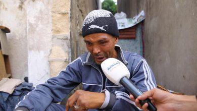 Photo of من الملاكمة إلى التشرد: ابن مدينة خريبكة يعيش قسوة البرد والجوع بالدار البيضاء