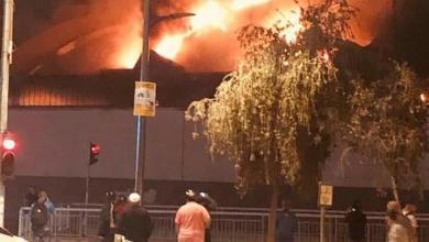 Photo of فيديو حريق بمستودع للحافلات بالدارالبيضاء ومنع الصحافيين من تصوير الحادث
