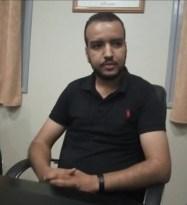 محمد مرزوق، المختص في الترويض الطبي بالمركب الاجتماعي