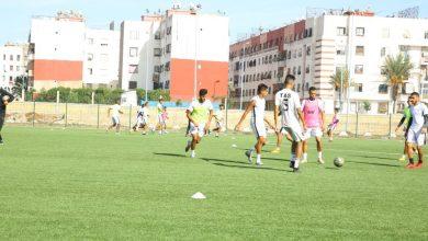 Photo of روبورطاج استعدادات فريق الاتحاد البيضاوي قبل مباراة نصف نهائي كأس العرش