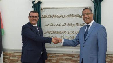 """Photo of في أول عمل رسمي.. وزير الشغل يقوم بزيارات """"مجاملة"""" للقيادات النقابية"""